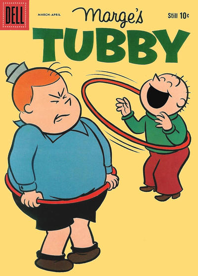Cover for Marge's Tubby (Dell, 1953 series) #33