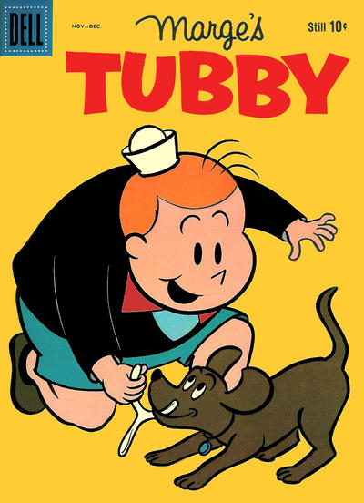 Cover for Marge's Tubby (Dell, 1953 series) #37