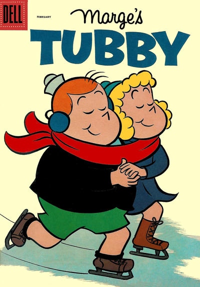 Cover for Marge's Tubby (Dell, 1953 series) #44