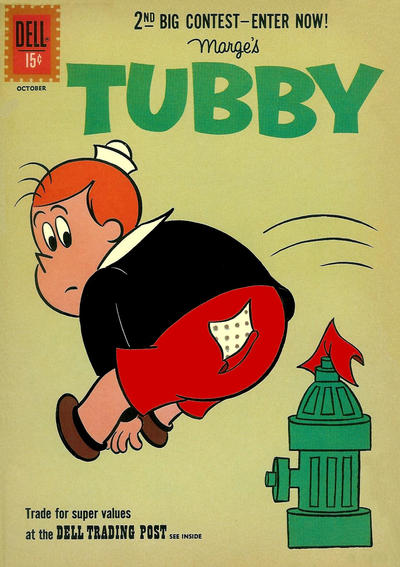 Cover for Marge's Tubby (Dell, 1953 series) #48