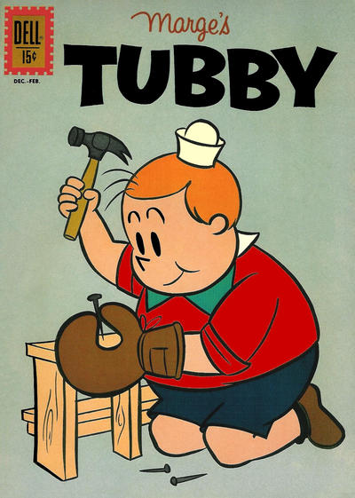 Cover for Marge's Tubby (Dell, 1953 series) #49
