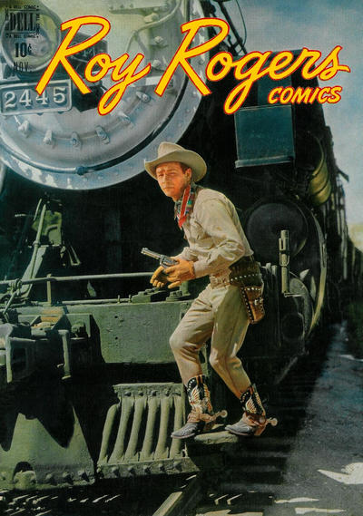 Cover for Roy Rogers Comics (Dell, 1948 series) #11