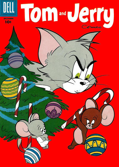 Cover for Tom & Jerry Comics (Dell, 1949 series) #149