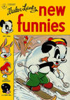 Cover for Walter Lantz New Funnies (Dell, 1946 series) #120