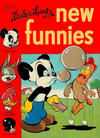Cover for Walter Lantz New Funnies (Dell, 1946 series) #123