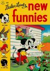 Cover for Walter Lantz New Funnies (Dell, 1946 series) #124