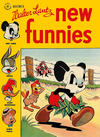 Cover for Walter Lantz New Funnies (Dell, 1946 series) #129