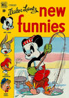 Cover for Walter Lantz New Funnies (Dell, 1946 series) #132