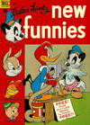Cover for Walter Lantz New Funnies (Dell, 1946 series) #135