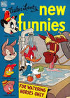 Cover for Walter Lantz New Funnies (Dell, 1946 series) #136