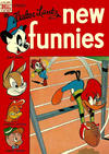 Cover for Walter Lantz New Funnies (Dell, 1946 series) #144