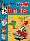 Cover for Walter Lantz New Funnies (Dell, 1946 series) #147