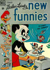 Cover for Walter Lantz New Funnies (Dell, 1946 series) #156