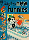 Cover for Walter Lantz New Funnies (Dell, 1946 series) #157