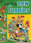 Cover for Walter Lantz New Funnies (Dell, 1946 series) #161