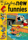 Cover for Walter Lantz New Funnies (Dell, 1946 series) #162
