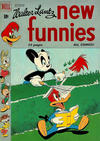 Cover for Walter Lantz New Funnies (Dell, 1946 series) #164