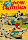 Cover for Walter Lantz New Funnies (Dell, 1946 series) #168