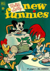 Cover for Walter Lantz New Funnies (Dell, 1946 series) #169