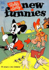 Cover for Walter Lantz New Funnies (Dell, 1946 series) #176