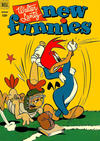 Cover for Walter Lantz New Funnies (Dell, 1946 series) #181