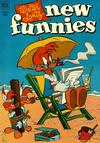 Cover for Walter Lantz New Funnies (Dell, 1946 series) #186