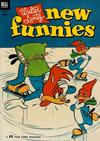Cover for Walter Lantz New Funnies (Dell, 1946 series) #190