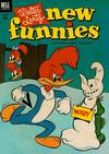 Cover for Walter Lantz New Funnies (Dell, 1946 series) #193