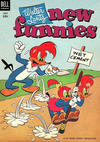 Cover for Walter Lantz New Funnies (Dell, 1946 series) #196