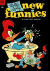 Cover for Walter Lantz New Funnies (Dell, 1946 series) #203