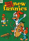 Cover for Walter Lantz New Funnies (Dell, 1946 series) #205