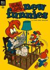 Cover for Walter Lantz New Funnies (Dell, 1946 series) #206
