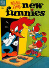 Cover for Walter Lantz New Funnies (Dell, 1946 series) #213
