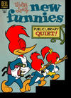 Cover for Walter Lantz New Funnies (Dell, 1946 series) #216