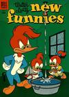 Cover for Walter Lantz New Funnies (Dell, 1946 series) #217