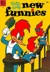 Cover for Walter Lantz New Funnies (Dell, 1946 series) #220