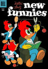 Cover for Walter Lantz New Funnies (Dell, 1946 series) #234