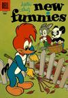 Cover for Walter Lantz New Funnies (Dell, 1946 series) #236