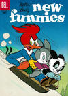 Cover for Walter Lantz New Funnies (Dell, 1946 series) #238