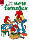Cover for Walter Lantz New Funnies (Dell, 1946 series) #239