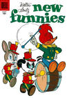 Cover for Walter Lantz New Funnies (Dell, 1946 series) #241