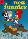 Cover for Walter Lantz New Funnies (Dell, 1946 series) #242