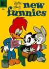 Cover for Walter Lantz New Funnies (Dell, 1946 series) #243