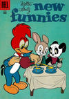 Cover for Walter Lantz New Funnies (Dell, 1946 series) #244 [10¢]