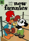 Cover for Walter Lantz New Funnies (Dell, 1946 series) #245 [10¢]