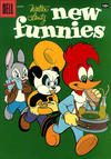 Cover for Walter Lantz New Funnies (Dell, 1946 series) #253