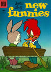 Cover for Walter Lantz New Funnies (Dell, 1946 series) #257