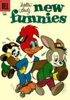 Cover for Walter Lantz New Funnies (Dell, 1946 series) #258
