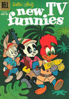 Cover for Walter Lantz New Funnies (Dell, 1946 series) #260
