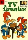 Cover for Walter Lantz New Funnies (Dell, 1946 series) #261